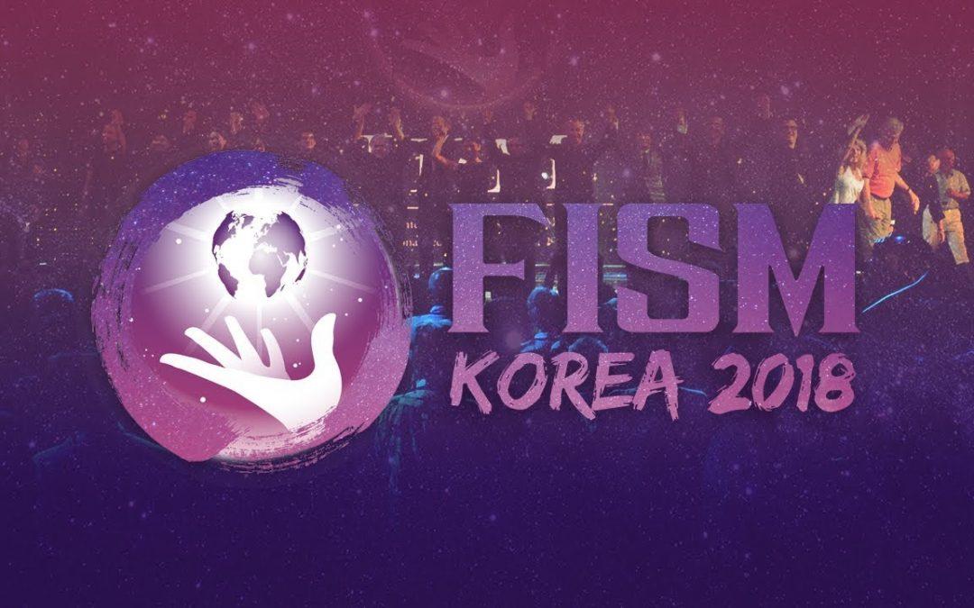 Résultats FISM 2018 KOREA