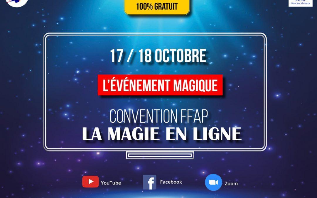 Convention FFAP : La Magie en Ligne
